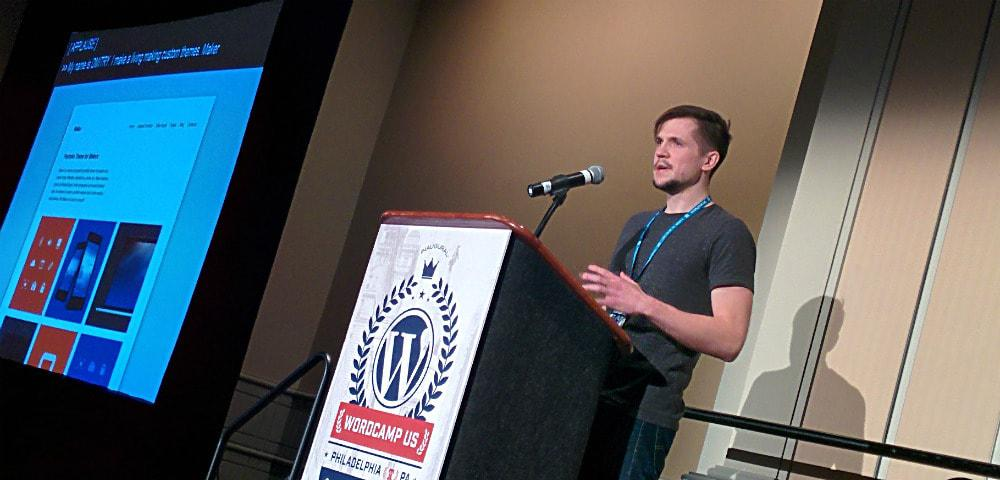 Speaking at WordCamp US 2015